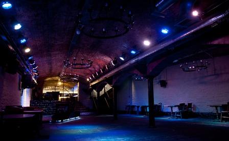 vault main floor