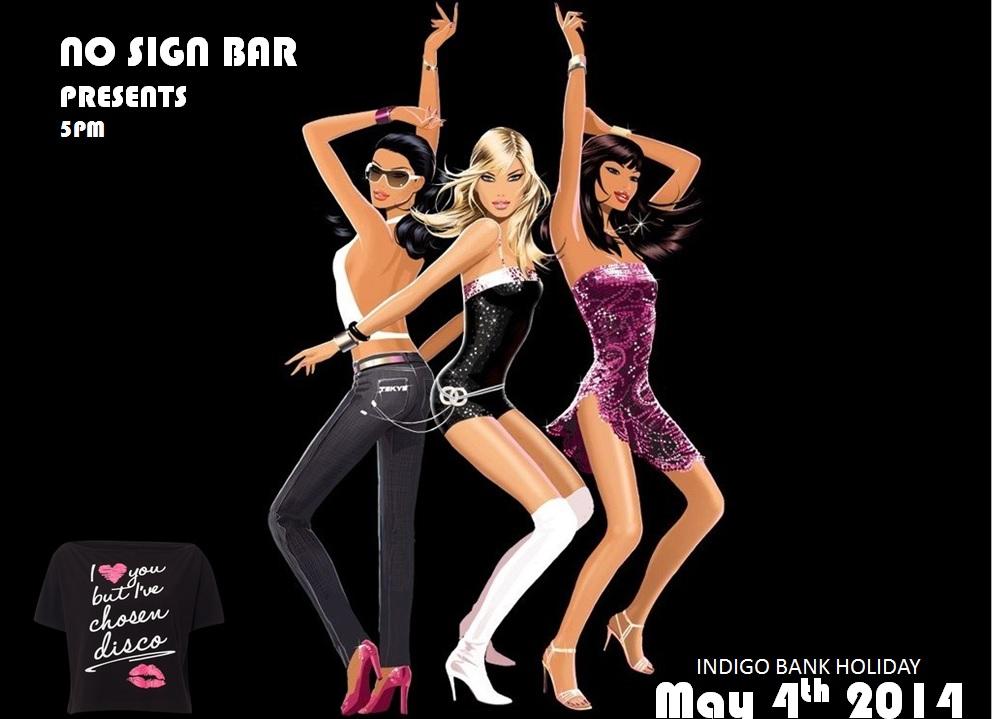 Indigo Bank Holiday | May 4th 2014 | 5pm