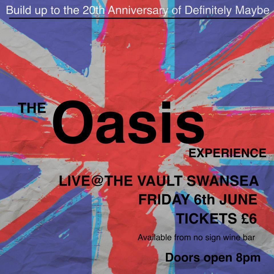 Oasis June 6th