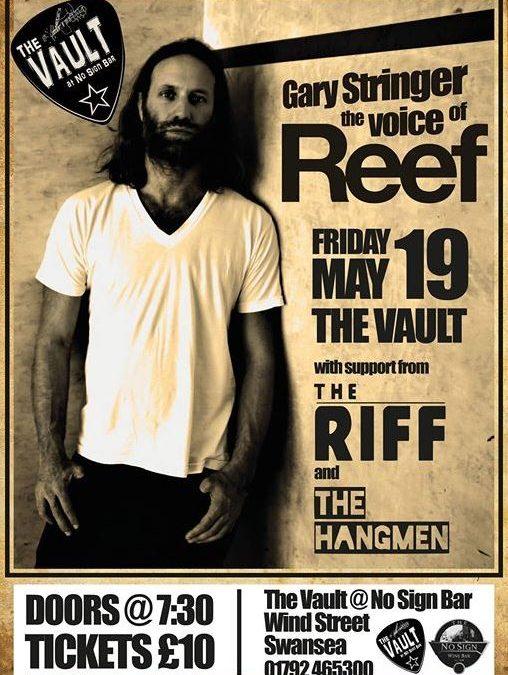 Gary Stringer Live @ The Vault