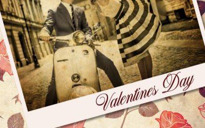 Valentines Menu | 2018