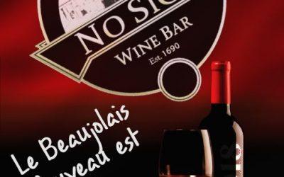 Beaujolais Day | 15th November